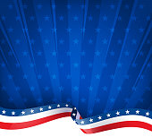 american flag stars and stripes design background