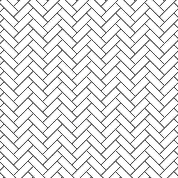 illustrazioni stock, clip art, cartoni animati e icone di tendenza di sfondo con motivo 23 - zigzag