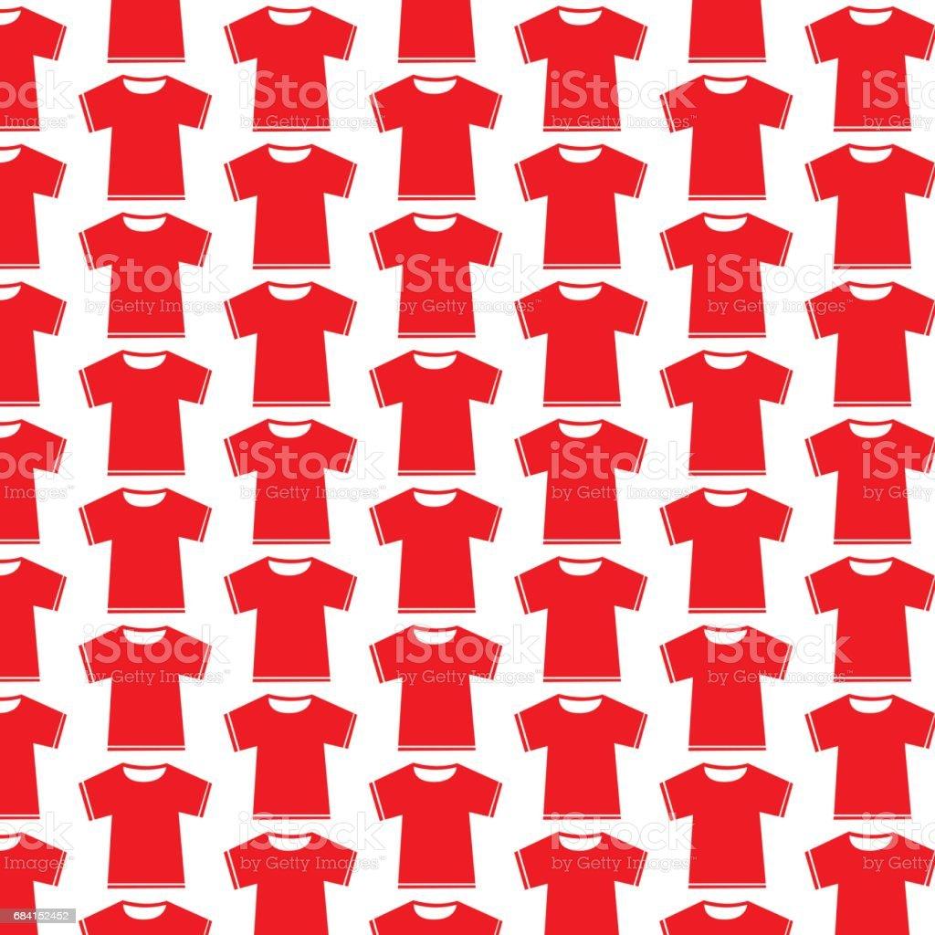 pattern background Tshirt Icon pattern background tshirt icon - stockowe grafiki wektorowe i więcej obrazów abstrakcja royalty-free