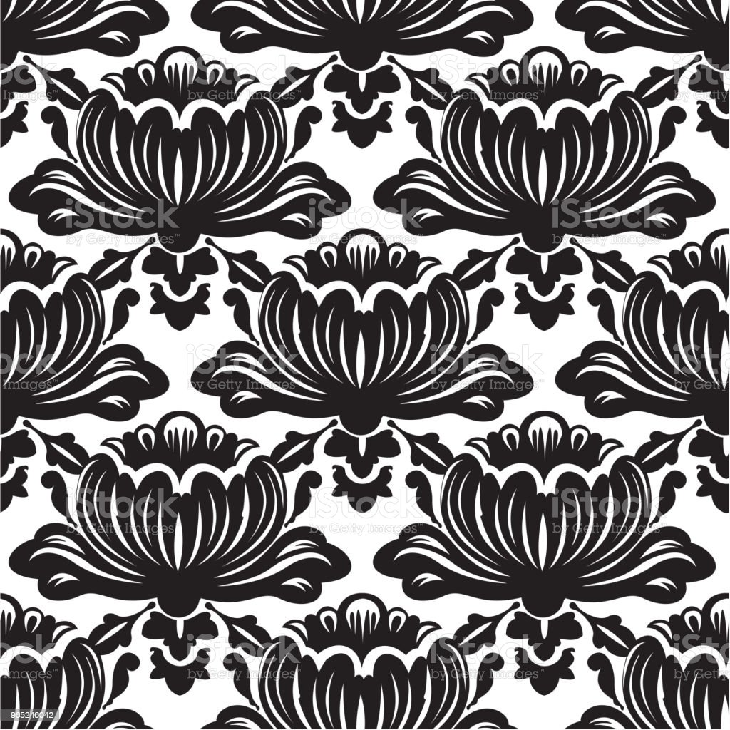pattern black and white 026 royalty-free pattern black and white 026 stock vector art & more images of antique