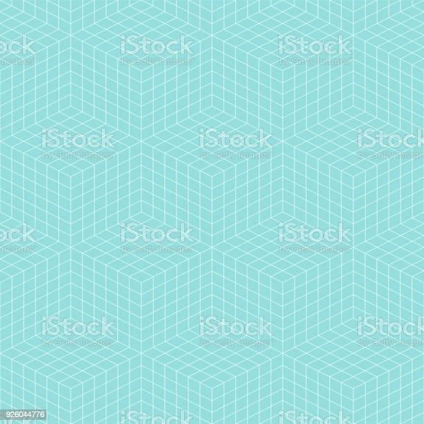 Pattern geometric line cube square seamless luxury design green aqua vector id926044776?b=1&k=6&m=926044776&s=612x612&h=zrm5p0ljeg5rnhnolenloeie0l cx8yzdbbvfxja po=