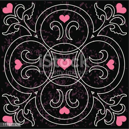 istock Pattern Heart 117322320