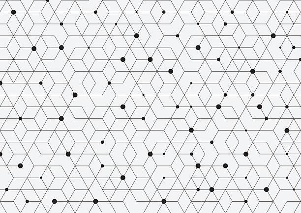 pattern hexago – Vektorgrafik