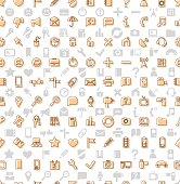 Pattern icons, Web