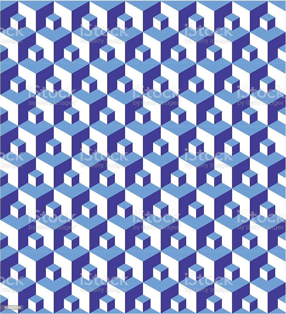 pattern illusion royalty-free stock vector art