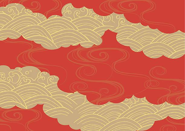 パターンの美しい日本の着物 - 特別な日点のイラスト素材/クリップアート素材/マンガ素材/アイコン素材