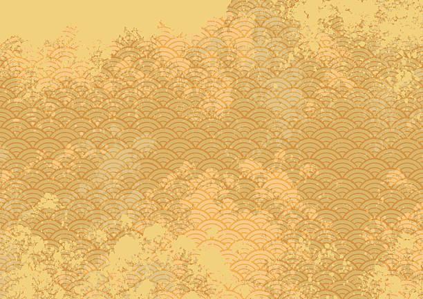 パターンが日本の海 - 特別な日点のイラスト素材/クリップアート素材/マンガ素材/アイコン素材