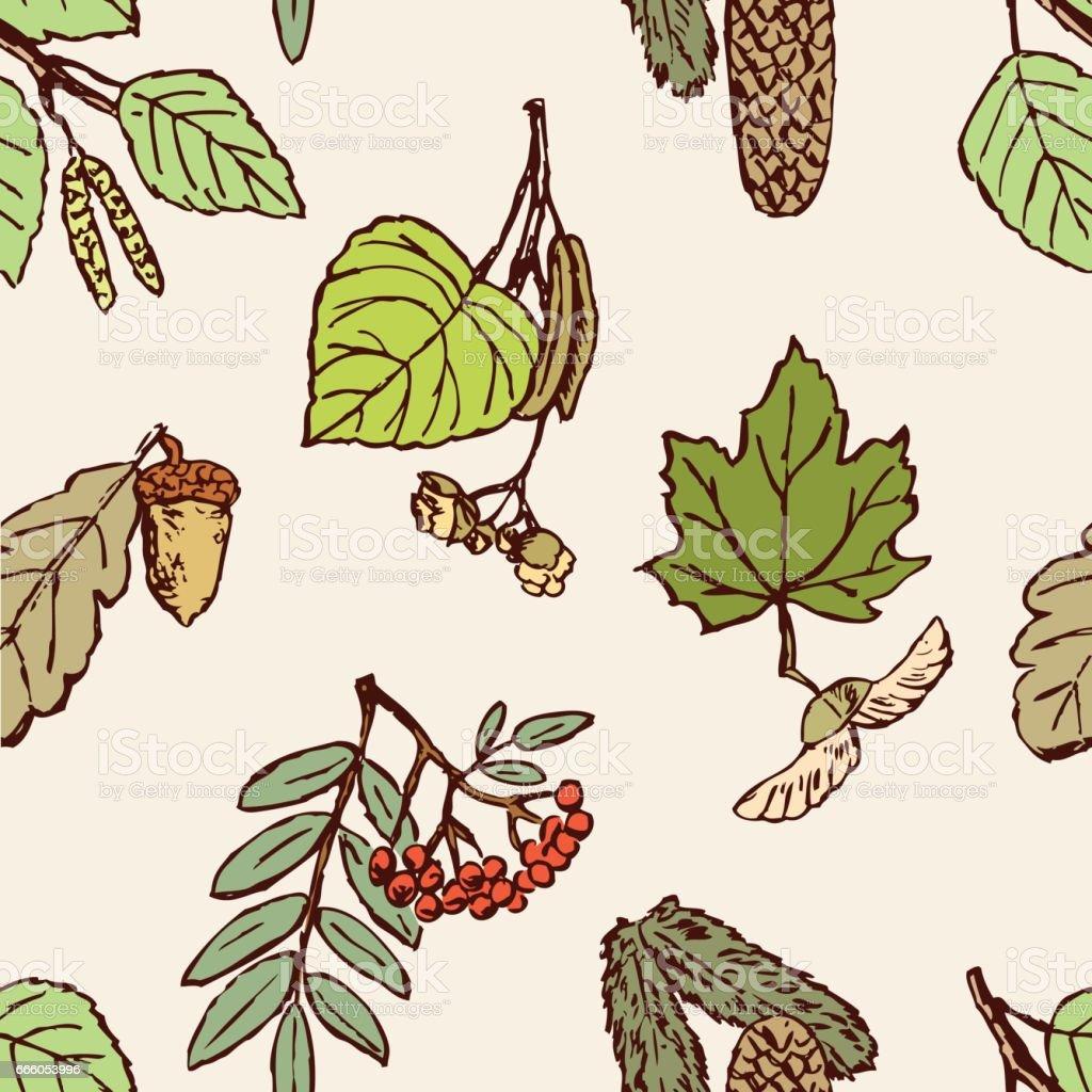 Und bäumen blätter früchte von Von Bäumen,