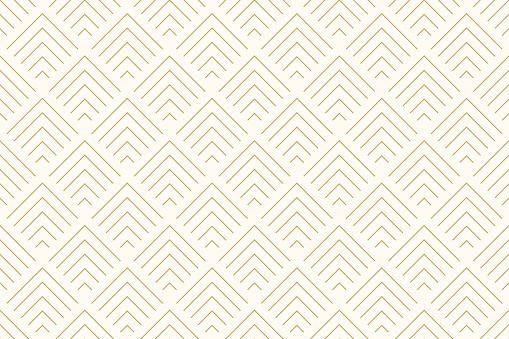 Pattern seamless abstract background chevron gold color and line. Geometric line vector. clipart