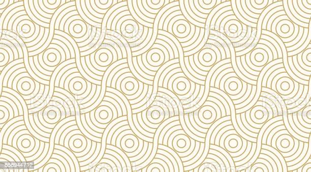 Pattern seamless circle abstract wave background stripe gold luxury vector id858944712?b=1&k=6&m=858944712&s=612x612&h=pqghic6v0mibeaospi1uvblqve2go2u4c3n3lxz7bze=