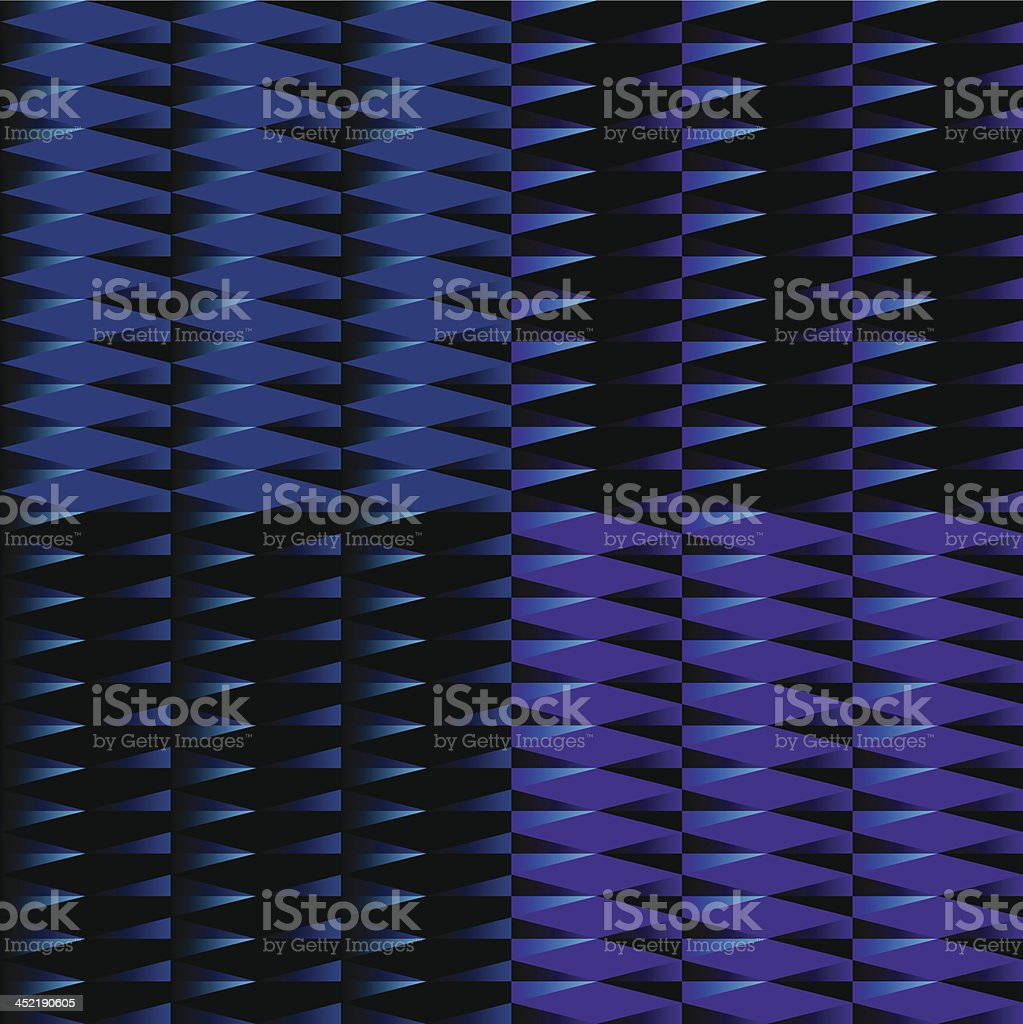 Pattern set royalty-free stock vector art