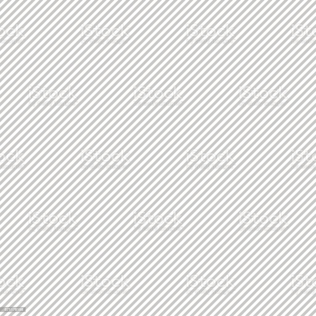 Pattern stripe seamless gray and white colors. Diagonal pattern stripe abstract background vector. vector art illustration