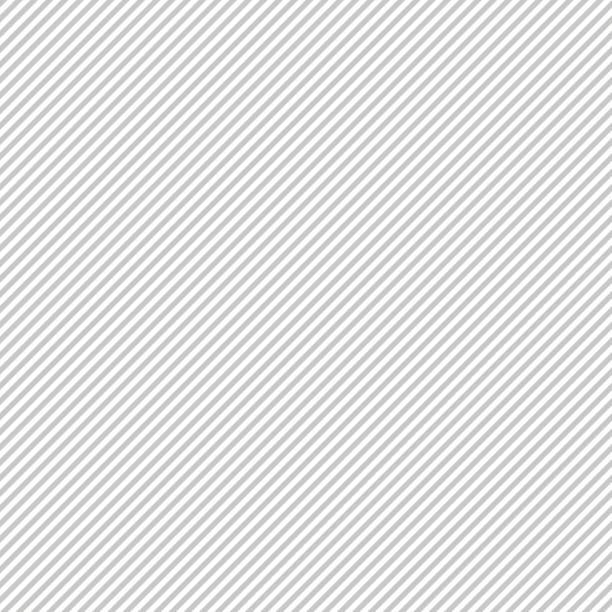 ilustraciones, imágenes clip art, dibujos animados e iconos de stock de patrón de la raya transparente gris y blanco colores. vector de fondo abstracto de rayas patrón diagonal. - lines