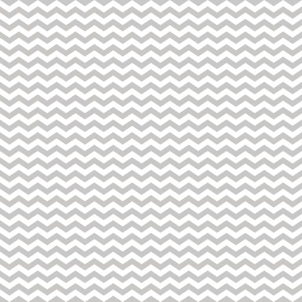 Pattern stripe seamless gray and white colors. Wave pattern stripe abstract background vector. Pattern stripe seamless gray and white colors. Wave pattern stripe abstract background vector. zigzag stock illustrations