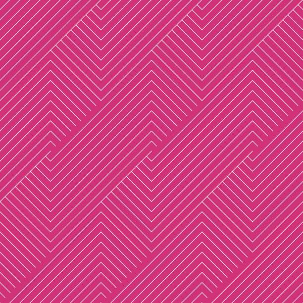 bildbanksillustrationer, clip art samt tecknat material och ikoner med mönster stripe sömlös rosa rölleka och vita färger. chevron mönster stripe abstrakt bakgrund vektor. - rosa bakgrund