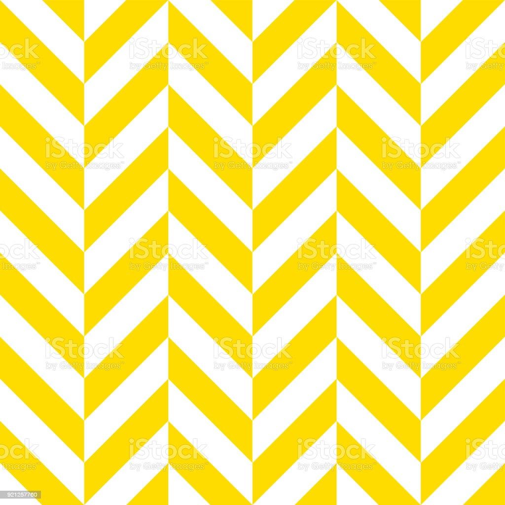 Ilustración de Patrón Raya Perfecta Verano Amarillos Y Blancos Los ...