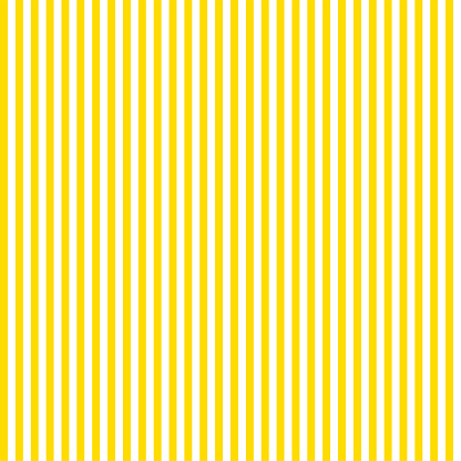 Pattern Stripe Seamless Summer Background Yellow And White Colors Vertical Pattern Stripe Abstract Background Vector Stock Illustration - Download Image Now