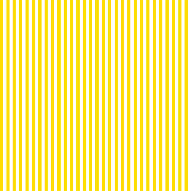 pattern stripe seamless summer background yellow and white colors. vertical pattern stripe abstract background vector. - yellow stock illustrations