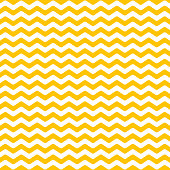 Pattern stripe seamless yellow and white colors. Wave pattern stripe abstract background vector.
