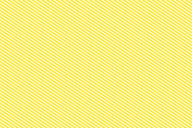 muster-streifen nahtlose gelb zwei klangfarben. diagonale streifen abstrakten hintergrund vektor. - pastellgelb stock-grafiken, -clipart, -cartoons und -symbole