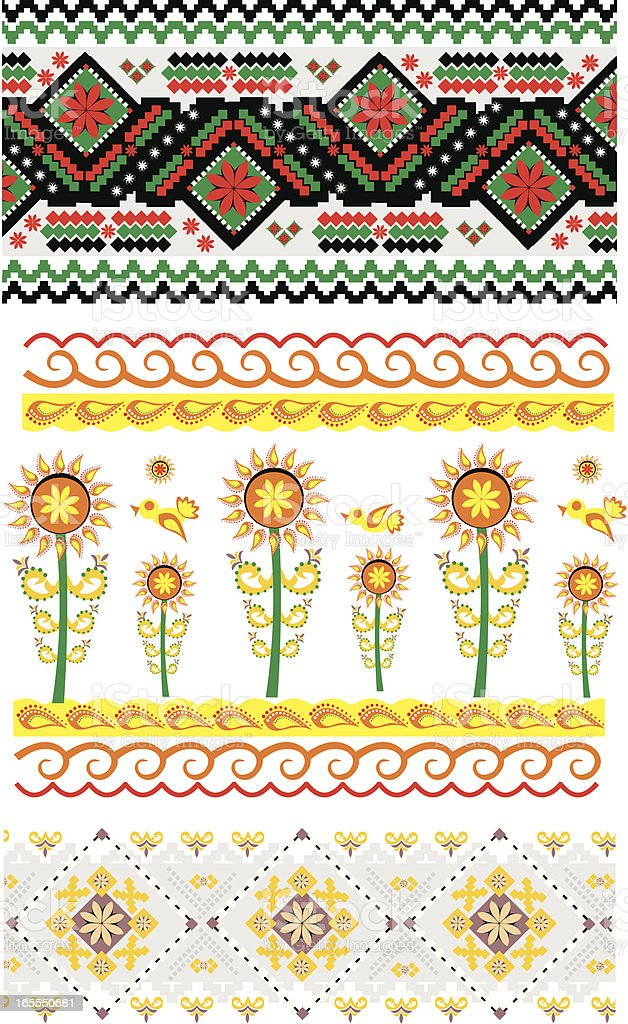 Pattern royalty-free stock vector art