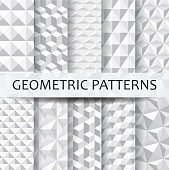 EPS10 file. 11 patterns. It contains blending objects. All patterns are in swatches palette and also in separate layers under first layer with all kinds of wallpapers.