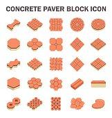 Paver Block Floor