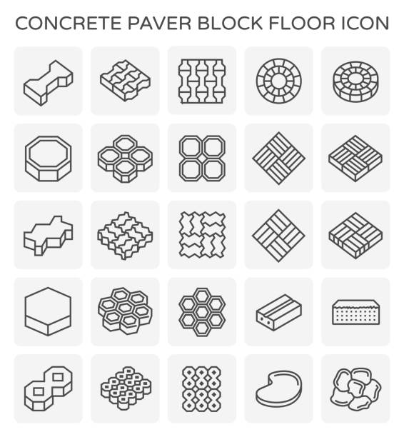 Best Paving Stone Illustrations, Royalty-Free Vector ...
