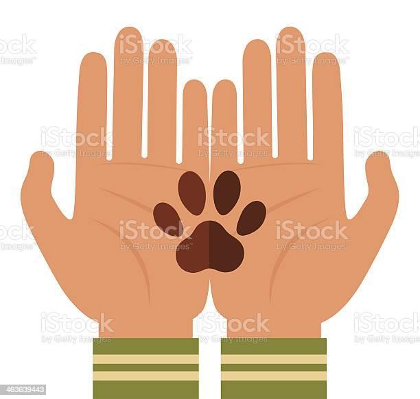 Paw and hands vector id463639443?b=1&k=6&m=463639443&s=612x612&h=i1g8y0k33c5b1c1wczhbskual2oohszhyoanwz5d8lo=