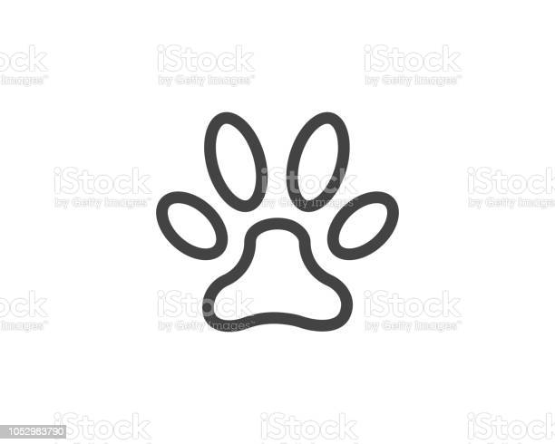 Paw logo design vector id1052983790?b=1&k=6&m=1052983790&s=612x612&h=qyshbukvduzg68v3cdmqzigr6pn2ysgefixxu7w5lta=