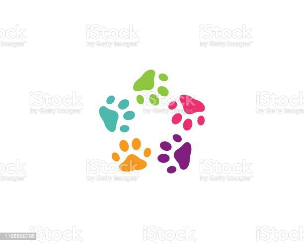 Paw logo vector vector id1168866295?b=1&k=6&m=1168866295&s=612x612&h=ulsbibqclhudpafv3mmuzelv6amvdvikkesspbsmm m=