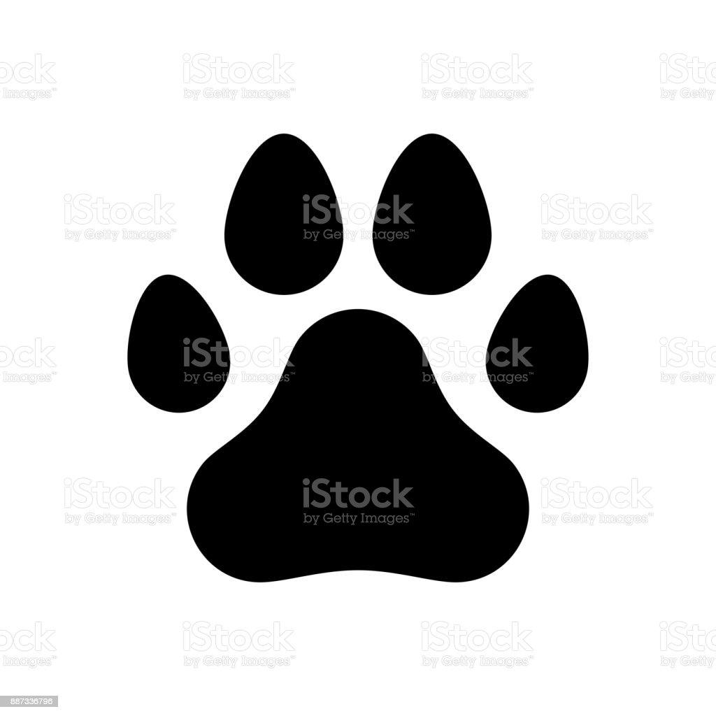 Tass av en hund - Royaltyfri Bekymmerslös vektorgrafik