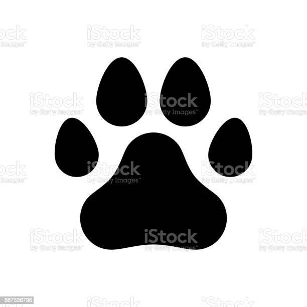 Paw of a dog vector id887336796?b=1&k=6&m=887336796&s=612x612&h= vvr7hktrdtxzmdbsr8orw l4afvrrourlc5lfmvofa=