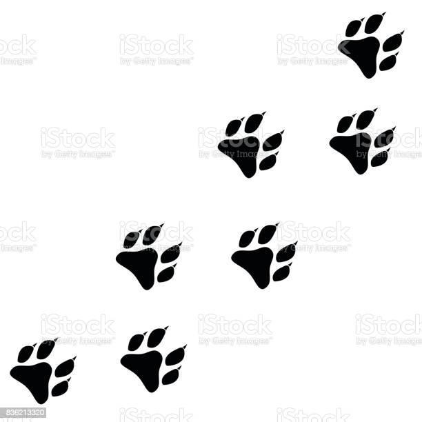 Paw print icon vector id836213320?b=1&k=6&m=836213320&s=612x612&h=bzk7xx9x015jzcw7id9dxagxkwirh2zu0urxln6owve=