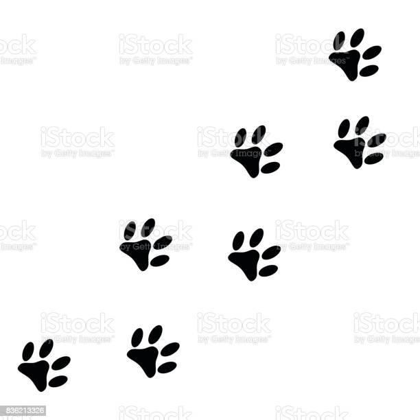 Paw print icon vector id836213326?b=1&k=6&m=836213326&s=612x612&h=2k6wxrq2tqdj2ode5 jlfb8ksaqklssibhqh2l1pnow=