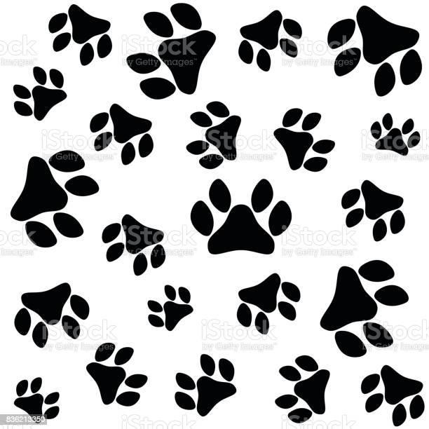 Paw print icon vector id836213350?b=1&k=6&m=836213350&s=612x612&h= zf9ouy1h p hubelcfpb1ad9qwxctyjlr aubomd40=