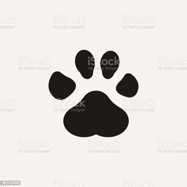 Paw print icon vector illustration vector id844423364?b=1&k=6&m=844423364&s=612x612&h=4akkeptiuzq67jeckwgi pwkacrmlx 1e30urayqknq=