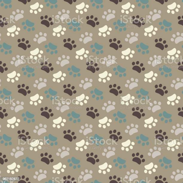 Paw seamless patternanimals foot imprint vector id962152672?b=1&k=6&m=962152672&s=612x612&h=rgisvtu1zxdmru6eycuf7qtra3zitc0a55sxojq0gqa=