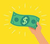 istock Paying Cash 1179052324