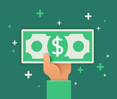 Paying or Receiving Cash