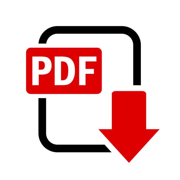 220 Pdf Logo Illustrations & Clip Art - iStock