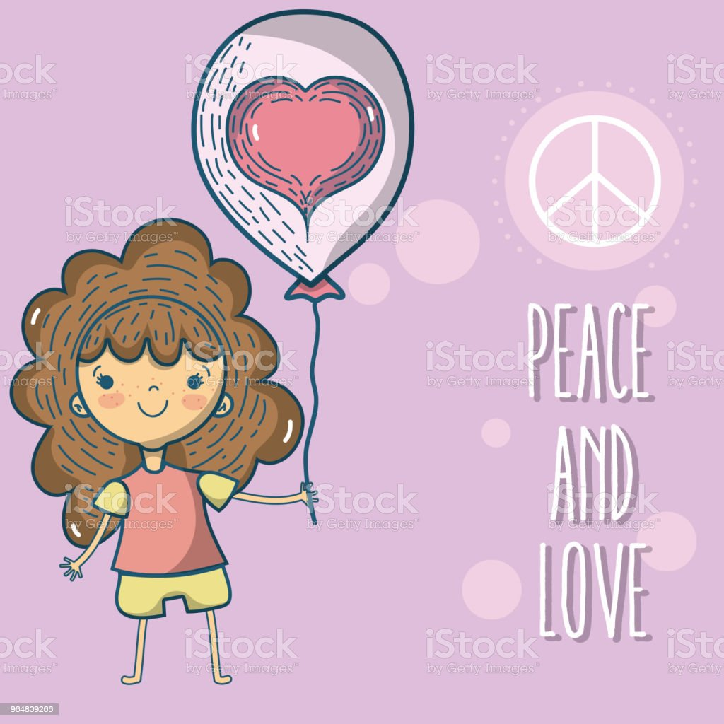 Peace and love cartoons royalty-free peace and love cartoons stock vector art & more images of baby