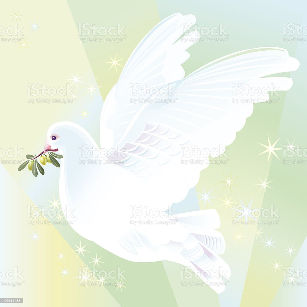 Peace Dove royalty-free peace dove stock vector art & more images of animal themes