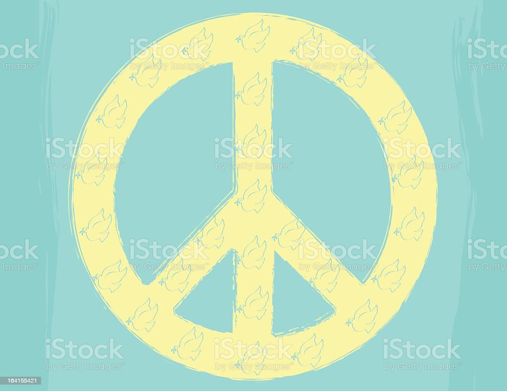 Peace Doves royalty-free peace doves stock vector art & more images of backgrounds