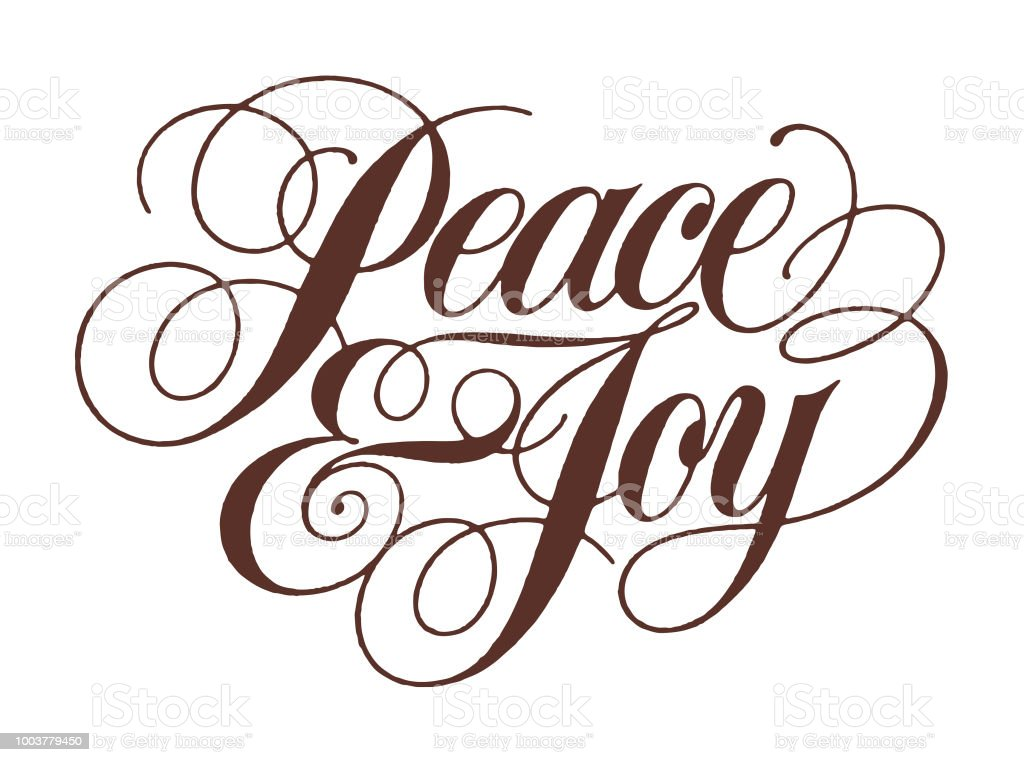 Download Peace Joy Stock Illustration - Download Image Now - iStock