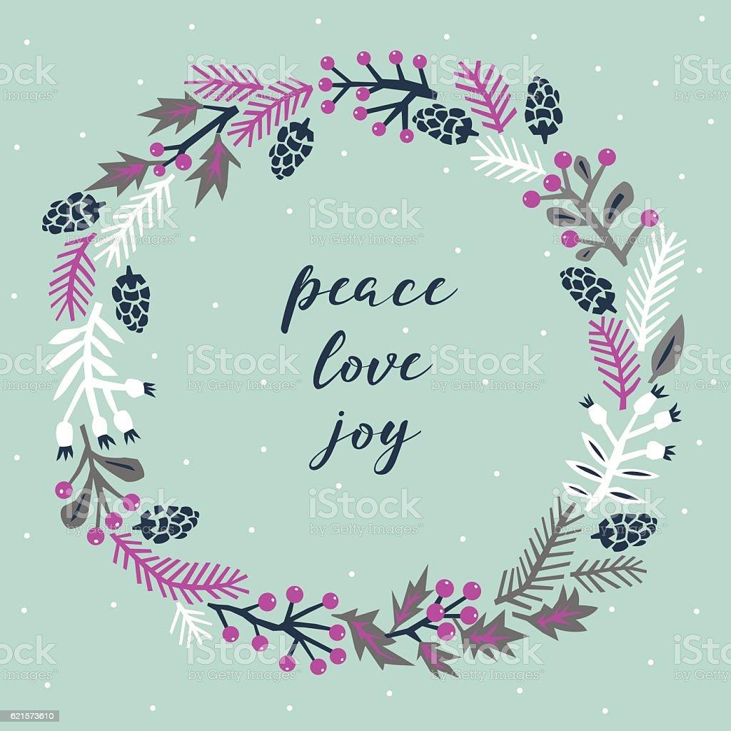 peace love joy card peace love joy card – cliparts vectoriels et plus d'images de amour libre de droits