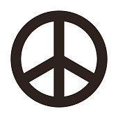 istock Peace sign 1035469156