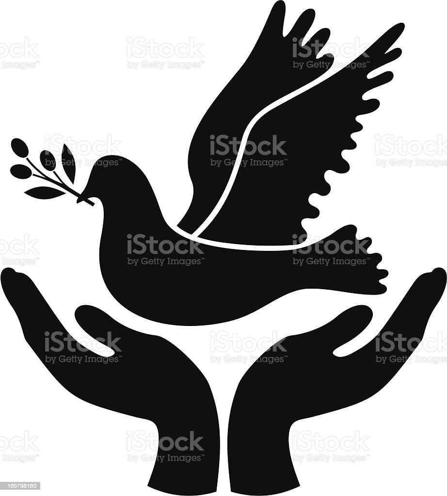 Peace symbol royalty-free peace symbol stock vector art & more images of animal