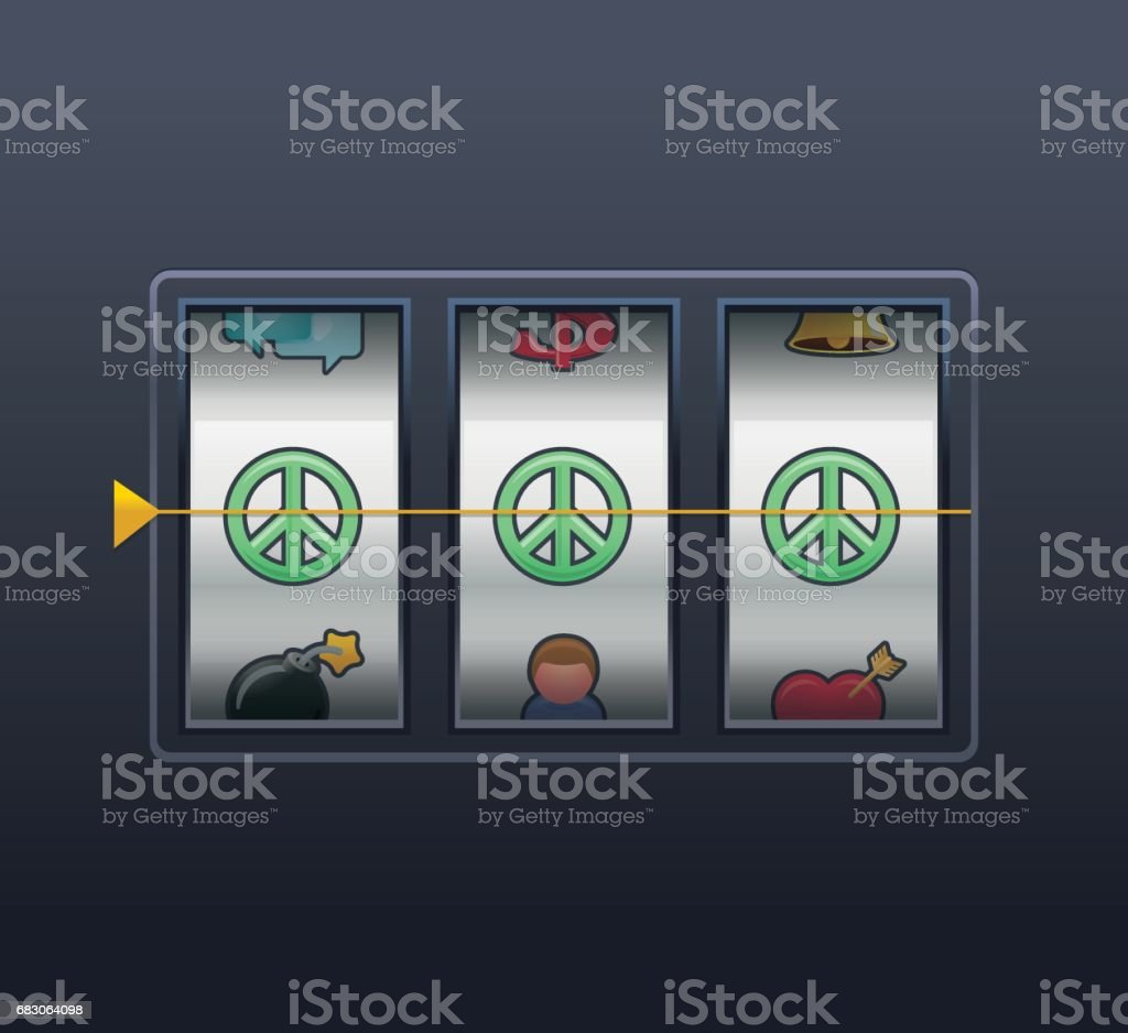 Victoires de la paix - Illustration vectorielle