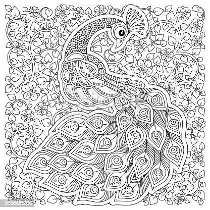 Zen antistress abstract pattern inspired - Anti stress Adult ... | 416x416